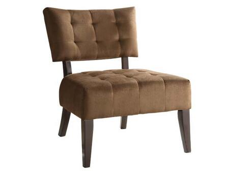 Acme Furniture 10079 Allen Park Series Accent Chair Fabric Accent Chair