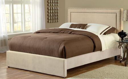 Hillsdale Furniture 1566BKRA Amber Series  King Size Panel Bed