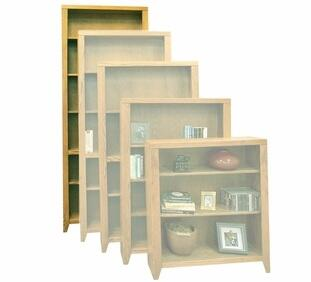 Legends Furniture CL6684GDOCity Loft Series  Bookcase