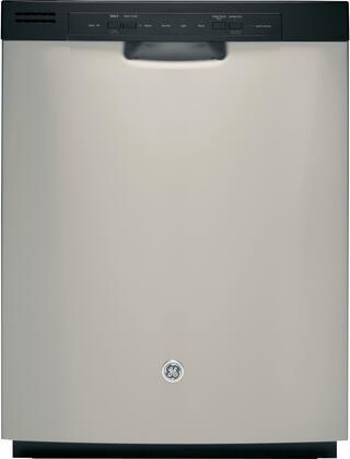 "GE GDF510PMDSA 24"" Built-In Full Console Dishwasher"