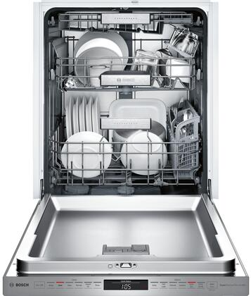 "Bosch Benchmark SHV88PW53N 24"" Built In Fully Integrated Dishwasher (Custom Panel Ready)"