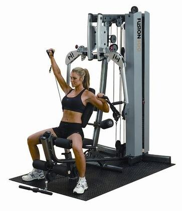 "Body Solid F400C1 49"" Multi-Purpose Home Gym"