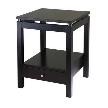 Winsome 92919 Linea Series  Wood Night Stand