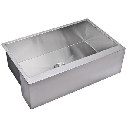 Water Creation SSU3321A Stainless Steel Kitchen Sink