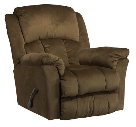 Catnapper 45167183129 Gibson Series Contemporary Suede Metal Frame  Recliners