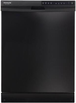 "Frigidaire FGBD2434 24"" Built-In Dishwasher with Energy Saver Dry Option, Multiple-Cycle Option, Express-Select Controls, Fits-More Capacity, Express-Select Controls, High Temperature Wash and Energy Star in"