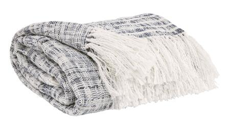 Signature Design by Ashley Cassbab A1000080 Set of 3 Decorative Throws are 100% Cotton and Machine Washable in