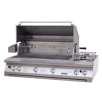 Solaire SOLAGBQ56LP Built-In Grill, in Stainless Steel