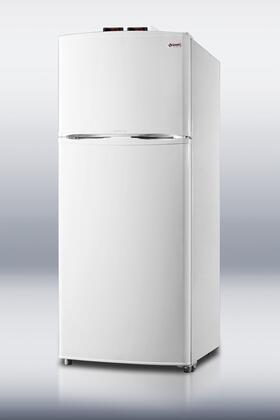 Summit FF1620DT  Refrigerator with 15.8 cu. ft. Capacity in White