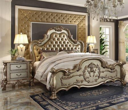 Acme Furniture 23154CK2N Dresden California King Bedroom Set