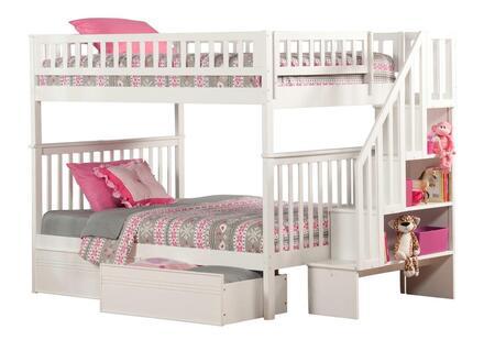 Atlantic Furniture AB56812  Full Size Bunk Bed