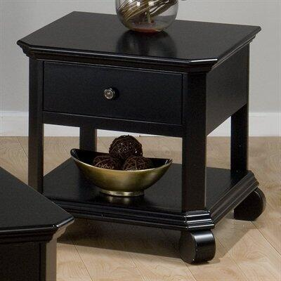 Jofran 0386 Traditional Square End Table