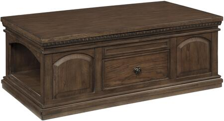 Signature Design by Ashley T7909 Brown Traditional Table