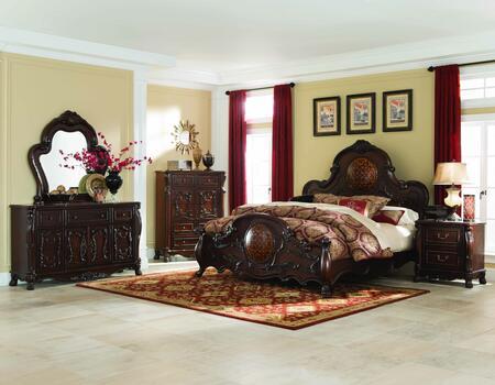 Coaster 204450KEDMCN Abigail King Bedroom Sets