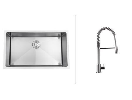 Ruvati RVC2301 Kitchen Sink