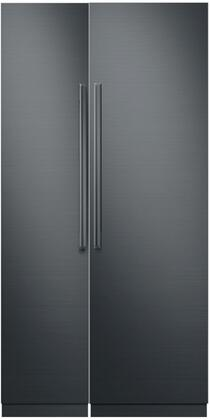 Dacor 775933 Modernist Side-By-Side Refrigerators