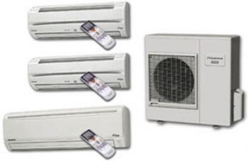 Friedrich M36TYF2 Mini Split Air Conditioner Cooling Area,