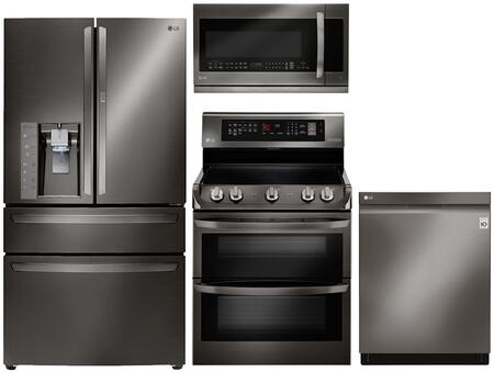 LG 729002 Kitchen Appliance Packages