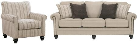 Milo Italia MI4861SACLINE Elisabeth Living Room Sets