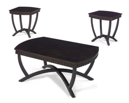 Jackson Furniture 80270 Contemporary Living Room Table Set