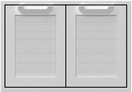 30 in. Double Storage Door