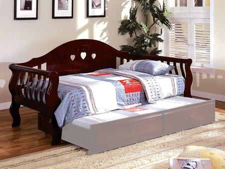 Furniture of America CM1625CHBED Charlotte Series  Twin Size Daybed Bed