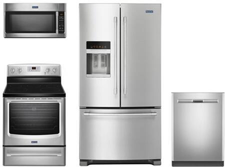 Maytag MY4PC30EFSFDFISSKIT1 Kitchen Appliance Packages
