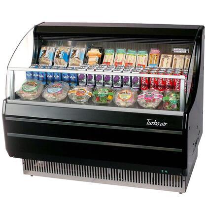 Turbo Air TOM50SB  Freestanding Refrigerator