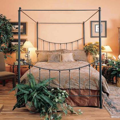 Stone County Ironworks 901085  Queen Size Canopy Bed