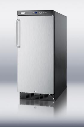 "Summit SWC1535SSTB 14.75"" Built-In Wine Cooler"