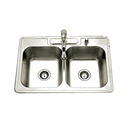 Houzer 33229BS31 Kitchen Sink