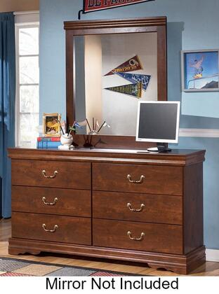 Signature Design by Ashley B17831 Wilmington Series Wood Dresser