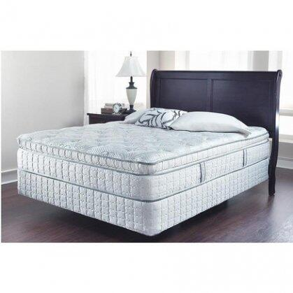 Serta DSPT702933T Bellagio Series Twin Size Pillow Top Mattress