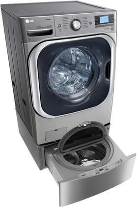 LG LG2PCFL291PEDSSKIT3 TurboWash Washer and Dryer Combos