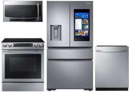 Samsung 932342 Kitchen Appliance Packages