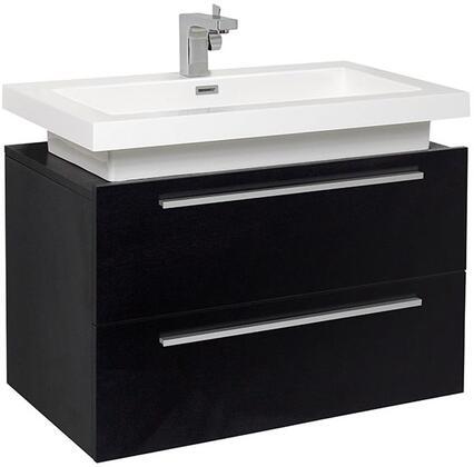 Fresca FCB8080XXX Medio Modern Bathroom Cabinet with Vessel Sink in
