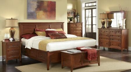 AAmerica WSLCB5191K4P Westlake King Bedroom Sets