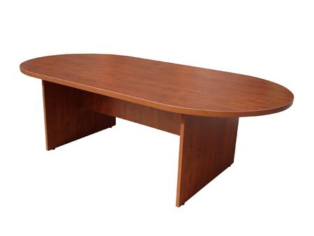Boss N137 10ft Race Track Conference Table