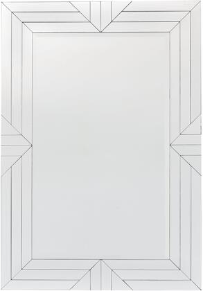 Donny Osmond Home 903107 Mirrors Series Rectangle Both Wall Mirror