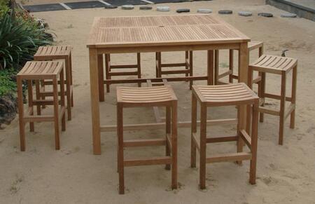 Anderson 8SETCHB404N  Patio Chair