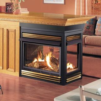 Napoleon BGNV40N3  B-Vent Natural Gas Fireplace |Appliances Connection