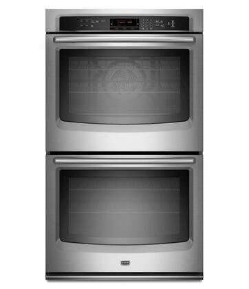 "Maytag MEW9630AS 30"" Double Wall Oven"
