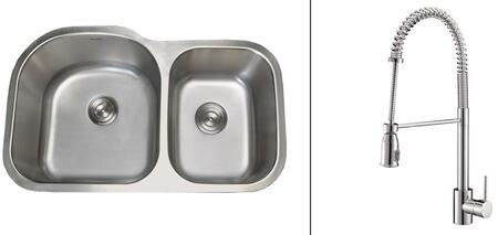 Ruvati RVC2536 Kitchen Sink
