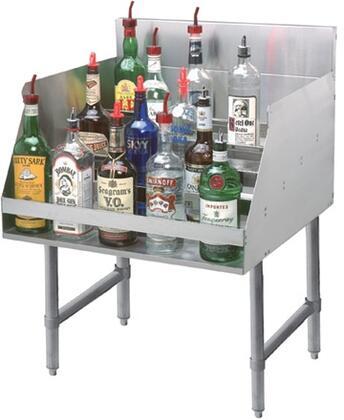 Liquor Display Rack