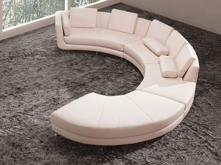 VIG Furniture VGYIA94HL  Leather Match Sofa