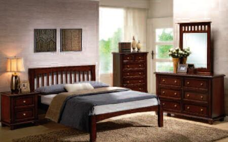 Donco 922 2 Drawer Nightstand in
