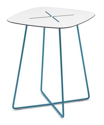 Domitalia CROSSC06FBLHBI Contemporary Table