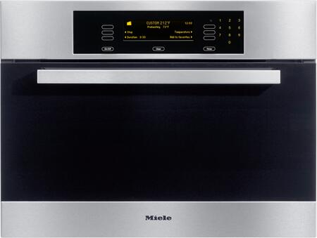Miele DG4086SS Single Wall Oven, in Stainless Steel