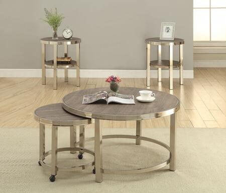 Acme Furniture 80385CE Living Room Table Sets