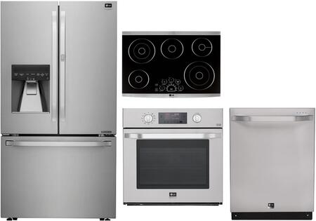 LG Studio 735635 Kitchen Appliance Packages